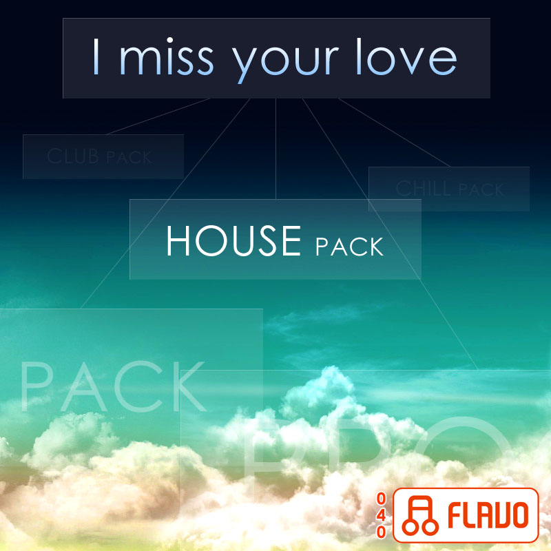 Dj Boyko & Sound Shocking - I Miss Your Love (House Pack)