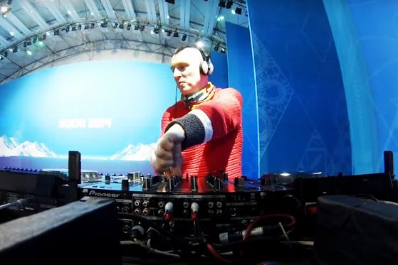 Dj Boyko - Olympic Games 2014