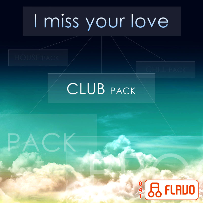 Dj Boyko & Sound Shocking - I Miss Your Love (Club Pack) Electro House