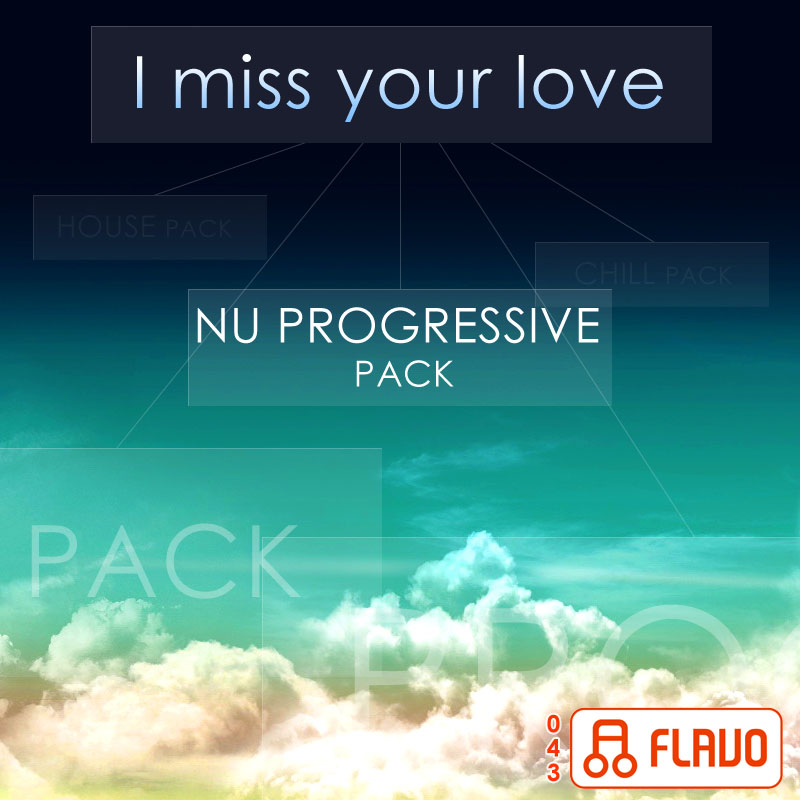 Dj Boyko & Sound Shocking - I Miss Your Love (Nu Progressive Pack)